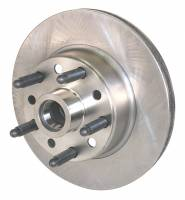 "Ford Mustang (3rd Gen) Brakes - Ford Mustang (3rd Gen) Disc Brake Rotors - Wilwood Engineering - Wilwood Modified Hub & Rotor - 5 x 5"" - Ford Hybrid Pinto / Mustang II"