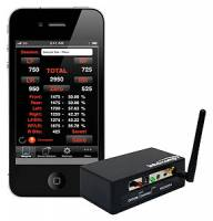 Scale Systems - Intercomp Scales - Intercomp - iRaceWeigh™ Module for iPhone®, iPod® & iPad®