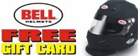 Bell Helmet Free eGift Card Promotion