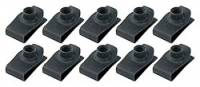 Installation Accessories - Body Bolt Kits - Allstar Performance - Allstar Performance Body Bolt Clips - (10 Pack)