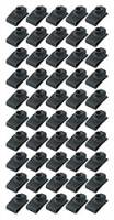 Installation Accessories - Body Bolt Kits - Allstar Performance - Allstar Performance Body Bolt Clips - (50 Pack)