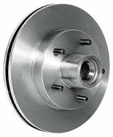 "Wheel Hubs, Bearings and Components - GM Metric Hubs - Allstar Performance - Allstar Performance Brake Rotor - 1979-81 Monte Carlo / GM Metric - 12mm-1.50 Wheel Studs - 5 On 4-3/4"" B.C."