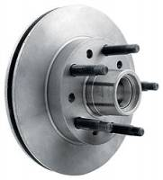 "Hubs & Bearings - GM Metric Hubs - Allstar Performance - Allstar Performance Brake Rotor - 1979-81 Monte Carlo / GM Metric - 5/8-11 Wheel Studs - 5 On 5"" B.C."