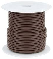 Electrical Wiring and Components - Electrical Wire - Allstar Performance - Allstar Performance Primary Wire - Brown - 100' Spool - 20AWG
