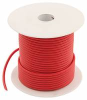 Fuses & Wiring - Wire - Allstar Performance - Allstar Performance Primary Wire - Red - 100' Spool - 14AWG