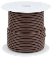 Fuses & Wiring - Wire - Allstar Performance - Allstar Performance Primary Wire - Brown - 100' Spool - 14AWG