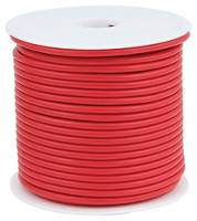Fuses & Wiring - Wire - Allstar Performance - Allstar Performance Primary Wire - Red - 100' Spool - 12AWG