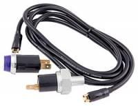Gauges & Dash Panels - Warning Lights - Allstar Performance - Allstar Performance Water Pressure Warning Kit