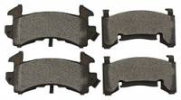 Brake Pad Sets - Circle Track - GM Metric Pads (D154) - Allstar Performance - Allstar Performance 1978-87 GM Metric Brake Pads - (Set of 2)
