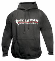 Shirts & Sweatshirts - Allstar Performance Sweatshirts - Allstar Performance - Allstar Performance Hooded Sweatshirt - Black - Youth Medium