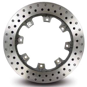 Brake Systems And Components - Disc Brake Rotors - AFCO Racing Brake Rotors