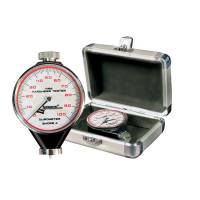 Wheel & Tire Tools - Durometers & Depth Gauges - Longacre Racing Products - Longacre Durometer w/ Silver Case
