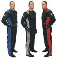 Racing Suits - SFI-5 Rated Multi-Layer Suits - Velocity Race Gear - Velocity 5 Multi-Layer Race Suit - Clearance
