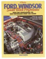 Engine Books - Ford Engine Books - HP Books - Ford Windsor SB Performance - By Isaac Martin - HP1323