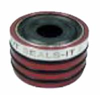 "Sprint Car & Open Wheel - Seals-It - Seals-It Torque Tube Seal - Red - 2.625"" I.D."