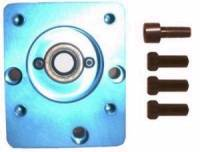 Dry Sump Parts & Accessories - Oil Pump Mounting Plates - Stock Car Products - Stock Car Products KSE Power Steering / Fuel Pump Adapter Kit