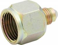 AN to AN Fittings & Adapters - Female AN to Male Reducers - Allstar Performance - Allstar Performance Replacement Reducer Fitting -8 To -4