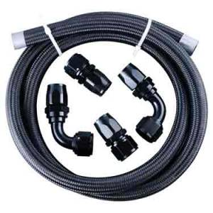 Fittings & Hoses - Special Purpose Adapters - Vacuum Pump Plumbing Kits