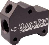 Special Purpose Adapters - Inline AN Temp Ports - QuickCar Racing Products - QuickCar In-Line Temperature Port  - 10AN O-Ring Boss