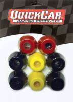 Torque Link Parts & Accessories - Torque Link Bushings - QuickCar Racing Products - QuickCar Torque Absorber Buscuit Tuning Kit