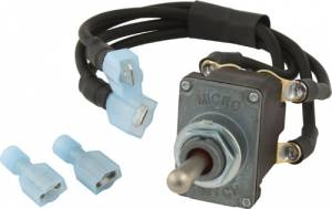 Ignition & Electrical System - Electrical Switches and Components - Electric Motor Switches
