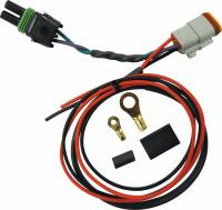 Distributor Components and Accessories - Distributor Wiring Harness and Cables - QuickCar Racing Products - QuickCar Crane Distributor Adapter