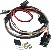 Ignition & Electrical System - Fuses & Wiring - QuickCar Racing Products - QuickCar Single Ignition Weatherpack Harness for Crane Asphalt LM Ignition