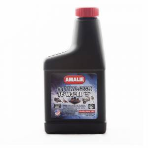 Oil, Fluids & Chemicals - 2 Cycle Oil - Amalie Pro Two-Cycle TC-W3® RL Engine Oil