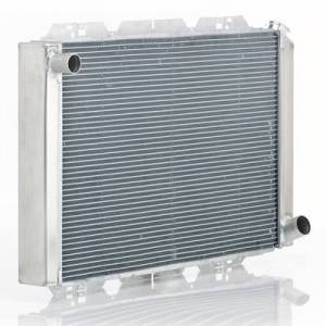 Cooling & Heating - Radiators - Be Cool Aluminum Universal Fit Radiators