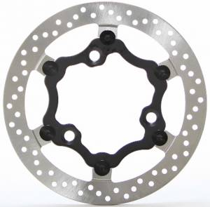 Brake System - Brake Rotors - QTM Sprint Car Rotors