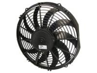 "Electric Fans - SPAL Electric Fans  - SPAL Advanced Technologies - SPAL 12"" Puller Fan Curved Blade - 1328 CFM"