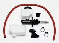 "Wilwood Master Cylinders - Compact Combination - Wilwood Engineering - Wilwood Compact Remote Combination Master Cylinder Kit w/ Short Remote Reservoir - 1-1/8"" Bore"