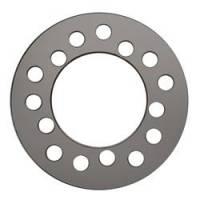 "Wheels & Tires - Wilwood Engineering - Wilwood Steel Wheel Spacer - .094"" Thick - Fits 5 x 4.5"" / 5 x 4.75""/ 5 x 5.0"" Bolt Circle"