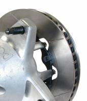 Brake Systems And Components - Disc Brake Rotor Adapters - Wilwood Engineering - Wilwood Dynamic Rotor Adapter Plate - Fits Starlite 55XD Hubs