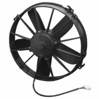 "Electric Fans - SPAL Electric Fans  - SPAL Advanced Technologies - SPAL 12"" Puller Fan Paddle Blade - 1640 CFM"