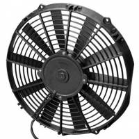 "Electric Fans - SPAL Electric Fans  - SPAL Advanced Technologies - SPAL 12"" Pusher Fan Straight Blade - 861 CFM"