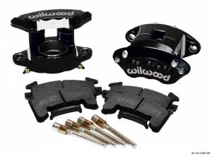 Disc Brake Calipers - Wilwood Brake Calipers - Wilwood D154 Brake Caliper Kits