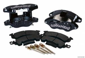 Disc Brake Calipers - Wilwood Brake Calipers - Wilwood D52 Brake Calipers