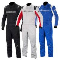 SFI-5 Rated Multi-Layer Suits - Shop All SFI-5 Auto Racing Suits - Alpinestars - Alpinestars GP Start Suit