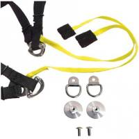 Standard Quick Release Tether with D-Ring Anchors