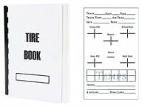 Timing & Scoring - Timing, Scoring & Checklist Sheets - Allstar Performance - Allstar Performance Asphalt Tire Book