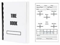 Chassis Set-Up Tools - Setup Sheets & Checklist - Allstar Performance - Allstar Performance Asphalt Tire Book