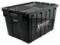 Cases & Containers - Pit Equipment Cases - Allstar Performance - Allstar Performance Black Storage Tote