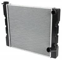 "Allstar Performance Radiators - Allstar Double Pass Radiators - Allstar Performance - Allstar Performance GM Plastic Tank Dual Pass Radiator - 19"" x 31 """
