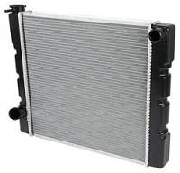 "Allstar Performance Radiators - Allstar Ford Style Radiators - Allstar Performance - Allstar Performance Ford Plastic Tank Single Pass Radiator - 19"" x 22"""