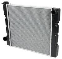 "Allstar Performance Radiators - Allstar Ford Style Radiators - Allstar Performance - Allstar Performance Ford Plastic Tank Single Pass Radiator - 19"" x 26"""