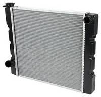 "Allstar Performance Radiators - Allstar Ford Style Radiators - Allstar Performance - Allstar Performance Ford Plastic Tank Single Pass Radiator - 19"" x 28"""