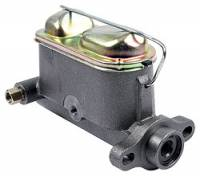 "Brake Master Cylinders - Allstar Performance Master Cylinders - Allstar Performance - Allstar Performance Big Bore Master Cylinder - 1-1/4"" Bore - 3/8"" and 1/2"" Ports"
