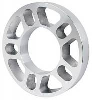 Wheel Parts & Accessories - Wheel Spacers - Allstar Performance - Allstar Performance Billet Aluminum Wheel Spacer - 1""