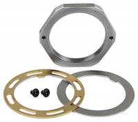"Spindle Parts & Accessories - Spindle Nuts & Washers - Allstar Performance - Allstar Performance Steel Spindle Nut Kit - 2.5"" Pin - LH"